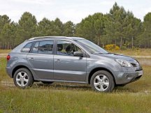 Vitres teintées pour Renault Koleos 1