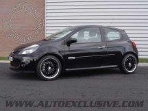 Vitres teintées pour Renault Clio 3 RS