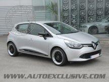 Vitres teintées pour Renault Clio 4