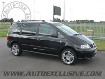 Jantes Auto Exclusive pour votre Seat Alhambra
