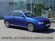 Jantes Auto Exclusive pour votre Seat Ibiza 1992- 2001