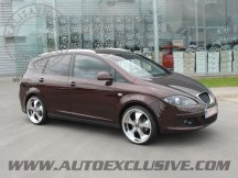 Jantes Auto Exclusive pour votre Seat Altea 2005-