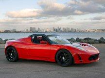 Découvrez les photos de nos réalisations Tesla Roadster