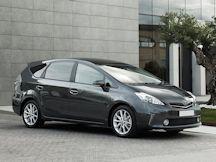 Découvrez les photos de nos réalisations Toyota Prius Plus 2012-