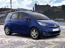 Découvrez les photos de nos réalisations Toyota Verso S 2010-