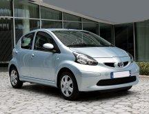 Découvrez les photos de nos réalisations Toyota Aygo 2005- 2013