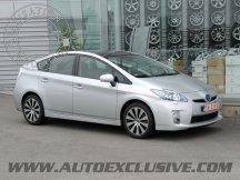 Découvrez les photos de nos réalisations Toyota Prius 3 2009-