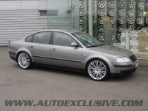 Jantes Auto Exclusive pour votre Volkswagen Passat 1997- 2005
