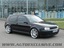 Jantes Auto Exclusive pour votre Volkswagen Golf 4 - Bora