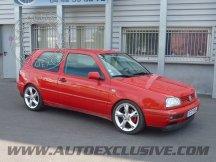 Jantes Auto Exclusive pour votre Volkswagen Golf 2-3