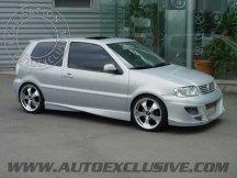 Jantes Auto Exclusive pour votre Volkswagen Polo - Lupo