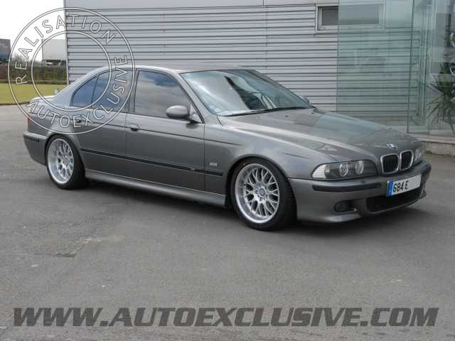 montage de jantes auto exclusive sur m5 e39 photo bmw548. Black Bedroom Furniture Sets. Home Design Ideas