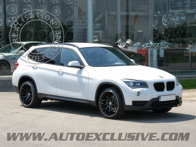 montage de jantes auto exclusive sur x1 e84 photo bmw x1 005. Black Bedroom Furniture Sets. Home Design Ideas