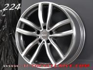 Jante 224 pour Serie 4- F32