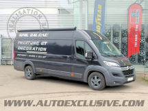 Jantes Auto Exclusive pour votre Citroen Jumper 3  5x118