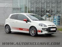 Des suspensions de qualité au meilleur prix pour surbaisser votre Fiat Grande Punto Abarth