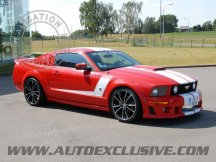 Vitres teintées pour Ford Mustang 2005- 2014