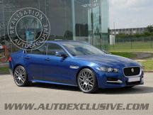 Découvrez les photos de nos réalisations Jaguar XE