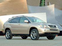 Des suspensions de qualité au meilleur prix pour surbaisser votre LEXUS RX 2006- 2009