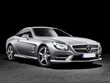 Découvrez les photos de nos réalisations Mercedes Classe SL 2013-