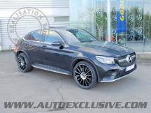 Découvrez les photos de nos réalisations Mercedes GLC Coupe