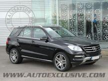Découvrez les photos de nos réalisations Mercedes ML 2011-