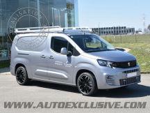 Jantes Auto Exclusive pour votre Peugeot Partner 2019-