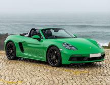 Découvrez les photos de nos réalisations Porsche Boxster 718
