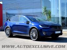 Découvrez les photos de nos réalisations Tesla Model X