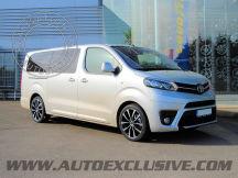 Découvrez les photos de nos réalisations Toyota Proace