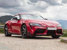 Découvrez les photos de nos réalisations Toyota Supra