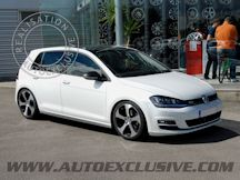 Suspensions pour Volkswagen Golf 7